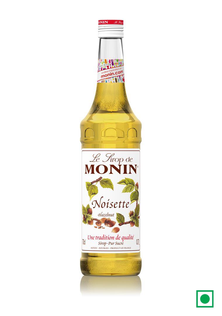 Caramel Coffee Syrup Monin