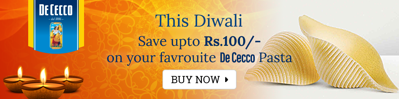 De Cecco Diwali 2016 Offer